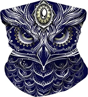 led owl mask