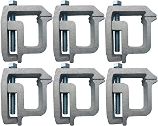 Tite-Lok Tl-2002 Truck Cap Topper Mounting Clamp (6 Pack)
