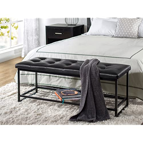 End of Bed Bench: Amazon.com