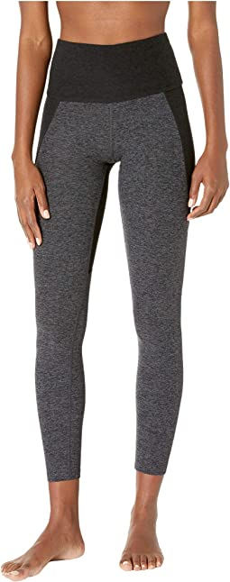 Spacedye Off Duty High-Waisted Long Leggings