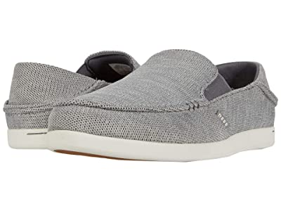 Reef Cushion Bounce Matey Knit (Light Grey) Men