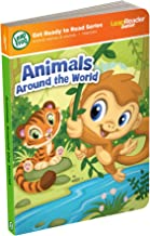LeapFrog LeapReader Junior Book: Animals Around the World (works with Tag Junior)