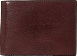 Old Leather Collection - Credit Wallet w/ ID Passcase