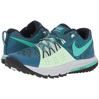 Nike Air Zoom Wildhorse 4 (Green Abyss/Menta/Obsidian/Vapor Green) Women