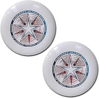 Discraft 175 Gram Ultra Star Sport Disc - 2 Pack