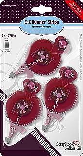 "3L Scrapbook adhésifs E-Z Runner Bandes Valeur Pack–Permanent.3-inch x 49"", Total 147'"