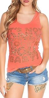 Camiseta sin Mangas - para Mujer
