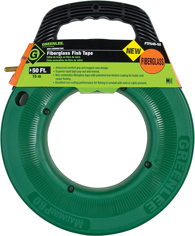 Greenlee 542-150 Tool 3//16-Inch X 150-Feet