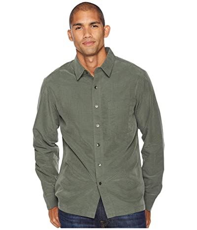 Royal Robbins Desert Pucker Dry Long Sleeve (Climbing Ivy) Men