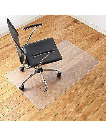 trasparente mobili scrivania antigraffio in PVC LYXMY 60 x 90 cm. 60 x 90 cm per pavimenti duri e moquette protezione sotto i tavoli Non null Tappetino per sedie antiscivolo