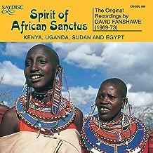 Spirit of African Sanctus: Original Recordings of David Fanshawe