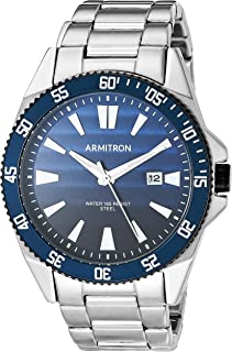 Armitron Men's Date Function Bracelet Watch, 20/5442