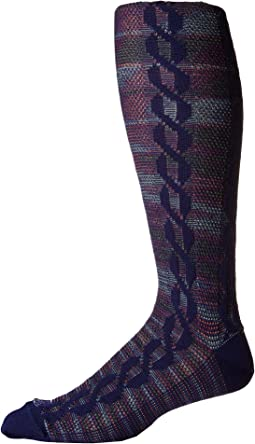 Missoni - Long Knitted Twist Socks