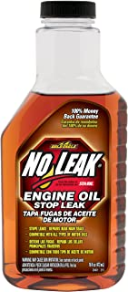 NO LEAK 20401 Engine Oil Stop Leak, 16 Fl oz.