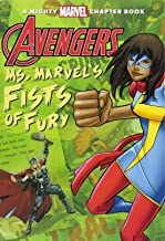 Avengers: Ms. Marvel's Fists of Fury (A Mighty Marvel Chapter Book)