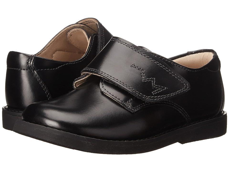Elephantito Scholar HL (Toddler/Little Kid/Big Kid) (Black) Boys Shoes