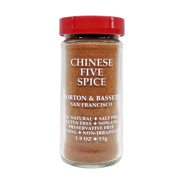 Morton Award-winning Daily bargain sale store Bassett Chinese 5 1.9-Ounce Spice jar