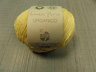 Lana Grossa Organico (GOTS & ICEA-Zertifiziert) 120 - Hellgelb