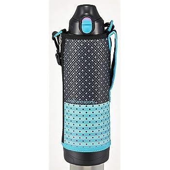 タイガー 水筒 1.0L サハラ ステンレスボトル スポーツ 直飲み コップ付 2WAY ブラックドット MBO-H100KT