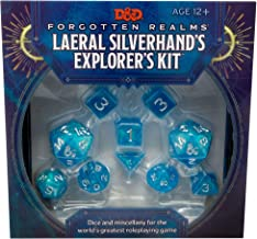 D&D Forgotten Realms Laeral Silverhand's Explorer's Kit (D&D TabletopRoleplaying Game Accessory)
