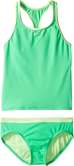 Core Solid Racerback Tankini (Big Kids)