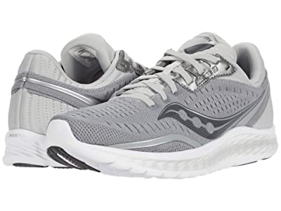 Saucony Kinvara 11 (Alloy/Charcoal) Men