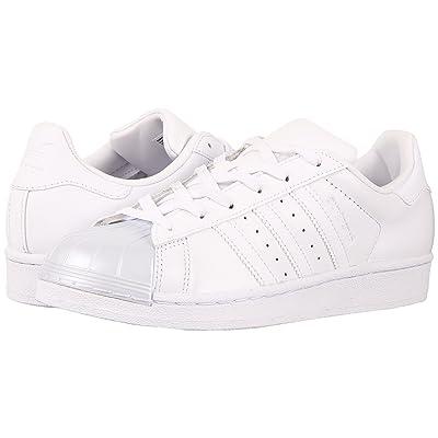 adidas Originals Superstar Glossy Toe (Footwear White/Footwear White/Core Black) Women