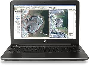 HP V2W07UT#ABA Commercial Specialty Zbk3 15in i7 6700 256GB 8GB W7 10 Laptop (Renewed)