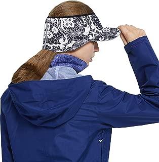 alvon Women Ponytail Fleece Brim Headband, Men Fleece Earflap Hat, Running Ski Windproof Warmer Ear Cover