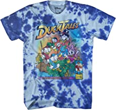 Ducktales Limited Edition Scrooge McDuck Duck Tales Vintage Classic Funny Logo Adult Tee..