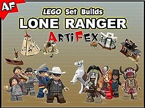Best lone ranger lego movie Reviews