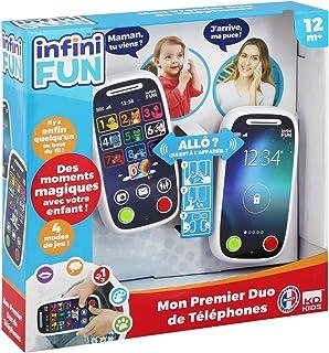 Infinifun - Mi Premier Duo de teléfonos - i18040
