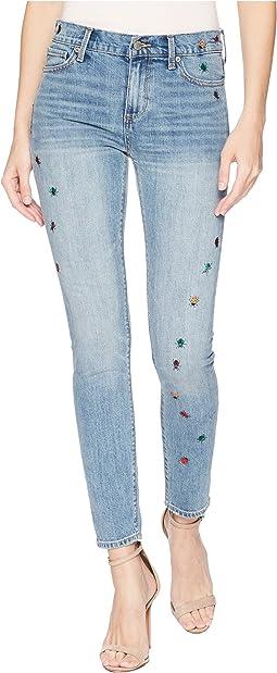 Lucky Brand Ava Skinny Jeans in Hillshire Village