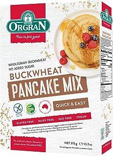 Orgran Gluten Free Buckwheat Pancake Mix 375 g