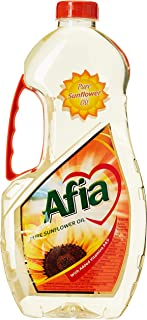Afia Pure Sunflower Oil, 1.5 Litre