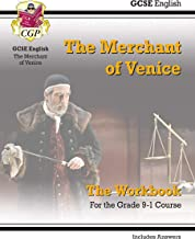 New Grade 9-1 GCSE English Shakespeare - The Merchant of Venice Workbook (includes Answers) (CGP GCSE English 9-1 Revision)