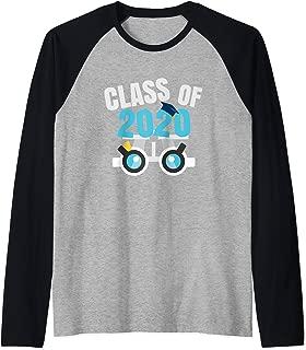 Future Optometrist Optometry Student Graduate Class Of 2020 Raglan Baseball Tee