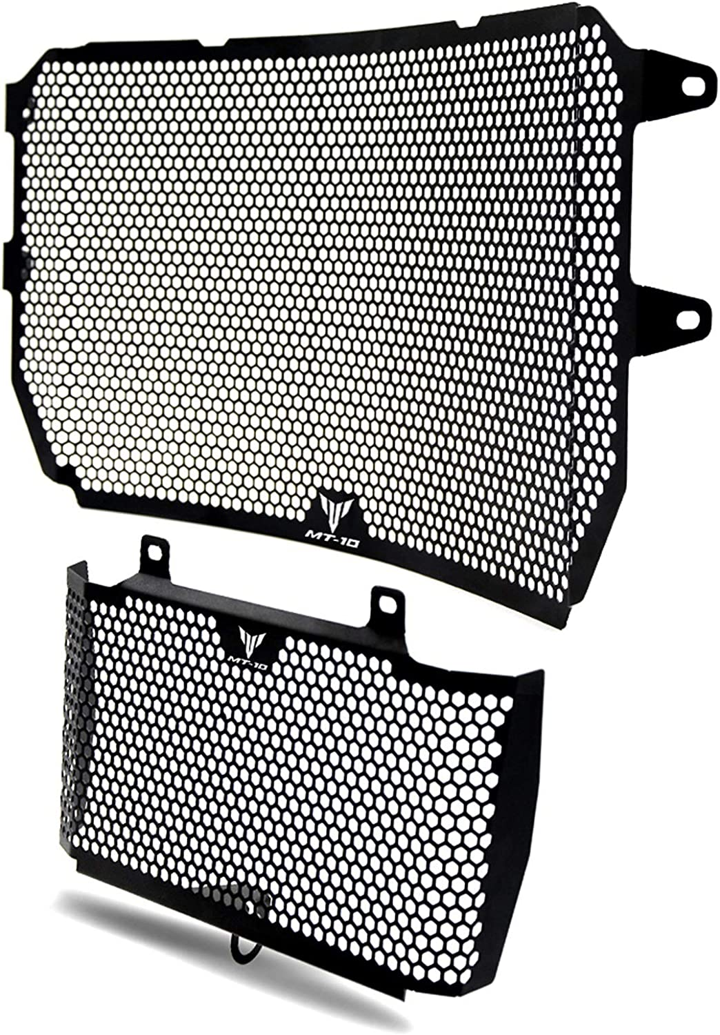 Color : Big FZ10 VSKTE Motorcycle Accessories Radiator Guard Cover Protector Grille Fits For YAMAHA MT10 MT 10 MT-10 SP FZ10 FZ-10 2016 2017 2018 2019 2020 Accessories