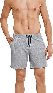 Schiesser Men's Mix & Relax Long Boxer' Pyjama Bottoms
