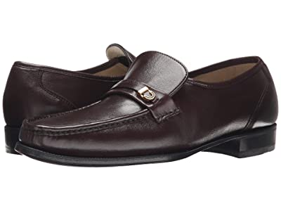 Florsheim Como Imperial Slip-On Loafer (Mahogany Cabaret) Men