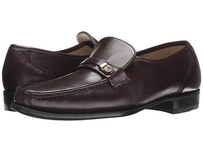 Florsheim  Como Imperial Slip-On Loafer (Mahogany Cabaret) Mens  Shoes