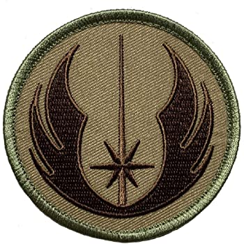 Star Wars Rogue Escuadrón de hierro en Coser Parche Bordado