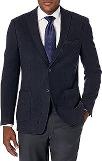 DKNY Men's Skinny Soft Blazer, navy, 42 Long