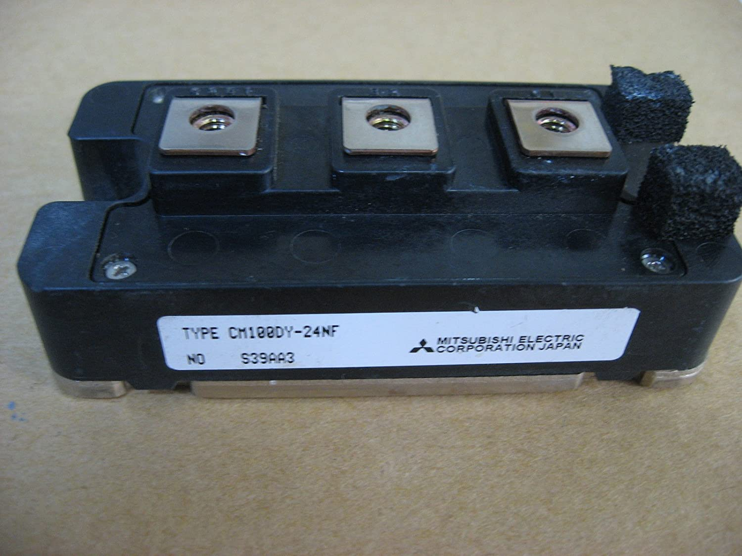 New Mitsubishi Max 68% OFF Trust Power CM100DY-24NF CM100DY24NF Module