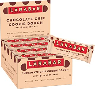 Best larabar strawberry chocolate chip ingredients Reviews