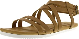 Women's Avalina Crossover Leather Sandal