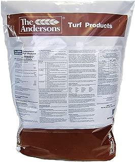 The Andersons 22-0-4 Turf Fertilizer with Trimec Post-Emergent Herbicide, 40 lb. Bag