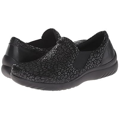 Klogs Footwear Geneva (Black Print) Women