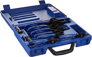 Cal Hawk Tools CPLSR11P Heavy Duty Snap Ring Pliers Set (11 Piece)