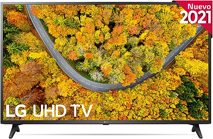 LG 50UP7500-ALEXA 2021-Smart TV 4K UHD 126 cm (50